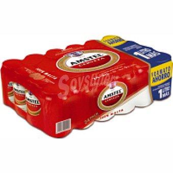 Amstel Cerveza Pack 24x37,5 cl