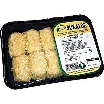 SUKALDE Croquetas de carne de cocido envase 420 G Envase 420 g