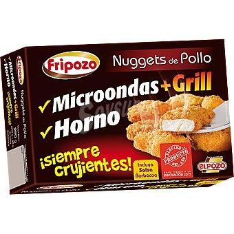Fripozo Nuggets de pollo para microondas grill y horno Estuche 280 g