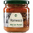 Salsa romesco Frasco 200 g Moli de Pomeri