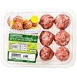 Albóndigas de cerdo Bandeja 400 g O`CAUREL
