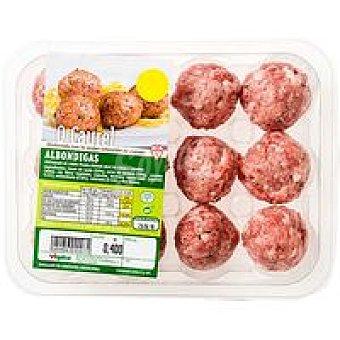 O`CAUREL Albóndigas de cerdo Bandeja 400 g
