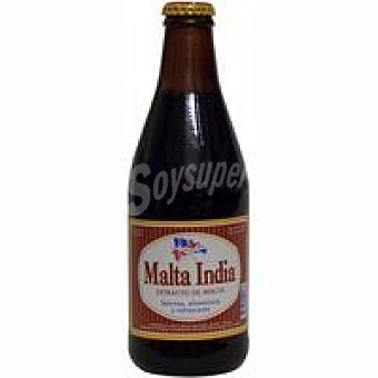 India Estracto de malta Botella 35,5 cl