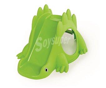 Keter Tobogán infantil de polipropileno, con forma de dinosaurio de color verde y medidas de 115x91x68 cetnímetros 1 unidad