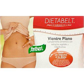 SANTIVERI Dietabelt Vientre Plano Especial mujer drenante y depurativo Estuche 60 capsulas