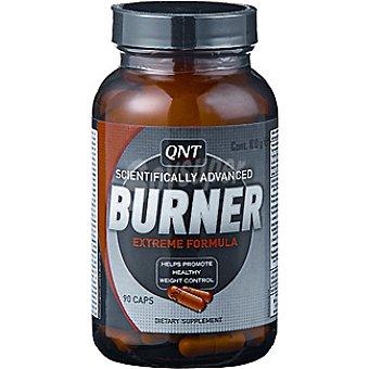QNT Burner Fat Burner Fórmula Bote 90 capsulas