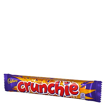 Cadbury Chocolatina Crunchie Paquete 40 g