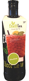FRESH TEA Licor de té Botella de 700 cc