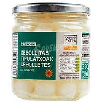 Eroski Cebollitas Frasco 190 g
