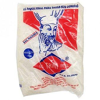 TRINI Sal comun gruesa Paquete 1 kg