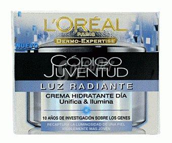 L'Oréal Crema Hidratante Día Luz Radiante 50ml