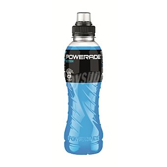 Powerade Bebida isotónica Ice Storm Botellín 50 cl