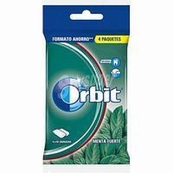 Orbit Chicle de menta fuerte en grangea orbit Pack 4 x 14 g