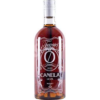 Triunfo Licor de canela botella 70 cl 70 cl