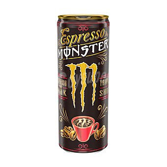 Monster Energy Bebida de café espresso con leche y taurina Lata 25 cl