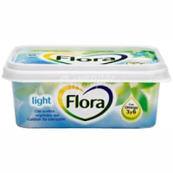Flora Margarina light Tarrina 250 g