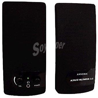 ANSONIC SP-01 Altavoces 2.0