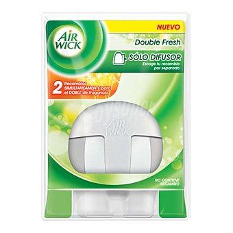 Air Wick Ambientador eléctrico Double Fresh (solo aparato) 1 ud