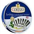 Sardinilla en aceite de girasol Lata 840 g Cortizo