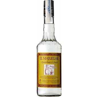 El Majuelar aguardiente de orujo botella 70 cl