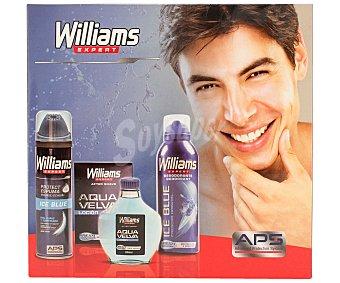 Williams Estuche de afeitado masculino EXPERT