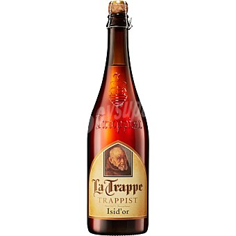 La Trappe Isid'or cerveza rubia holandesa trapense Botella 75 cl