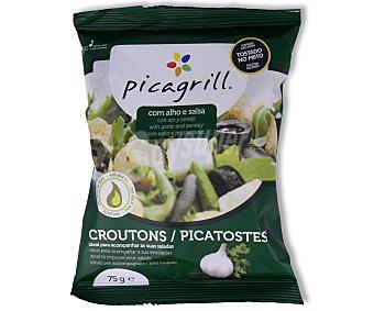 Picagrill Picatostes con ajo y perejil 75 gramos