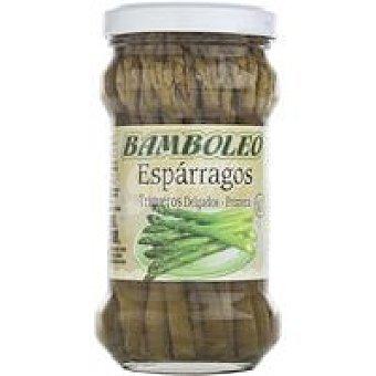 Bamboleo Espárragos verdes Frasco 190g