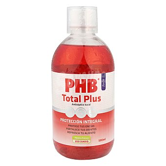 Phb Enjuague bucal total plus Botella 500 ml