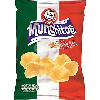 MATUTANO Munchitos Snack de patata sabor pizza bolsa 70 g Bolsa 70 g