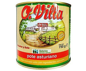 O'Villa Pote Asturiano 750 Gramos
