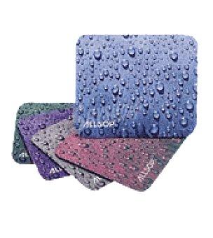 Allsop Alfombrilla gotas lluvia azul Unidad