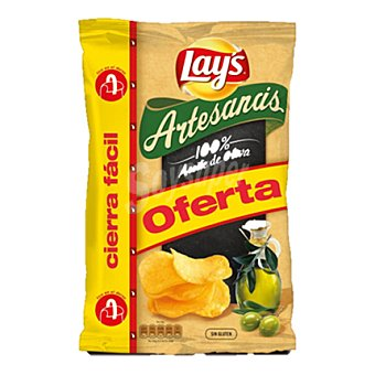 XLB LAYS Patatas fritas artesanas sal Bolsa 220 g