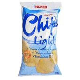 Eroski Patatas light Bolsa 150 g