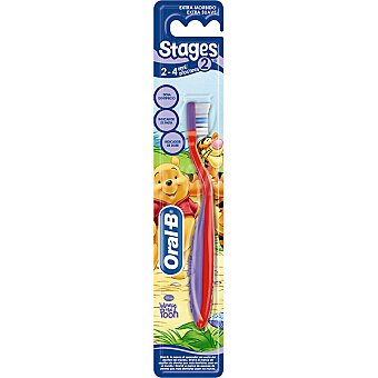 Oral-B Cepillo dental infantil Stages 2 blister 1 unidad