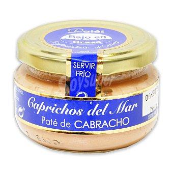 Caprichos Del Mar Pate cabracho 110 g