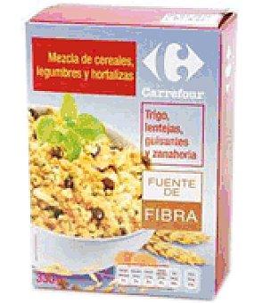 Carrefour Mezcla de cereales legumbres y hortalizas 330 g