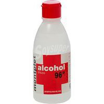 MONTPLET Alcohol etílico Bote 250 ml