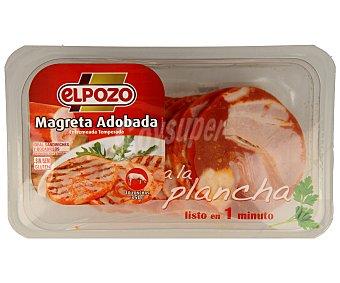ElPozo Magreta de cerdo adobada 350 gramos