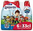 Agua mineral natural tapón infantil Pack 6 x 33 cl Lanjarón