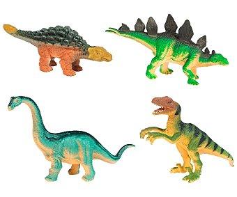 Productos Económicos Alcampo Dinosaurios fabricados en plástico de alta resistencia alcampo