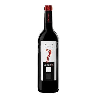Vacceos Vino tinto D.O. Rueda crianza 75 cl
