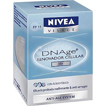 Nivea Renovador celular sistema anti-edad día Visage Dnage Tarro 50 ml