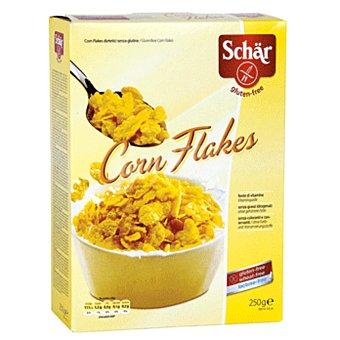 Schär Corn Flakes sin gluten Envase 250 g