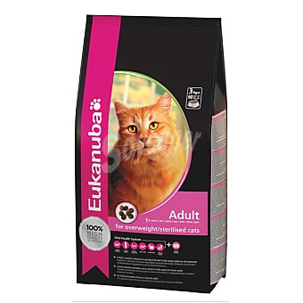 EUKANUBA ADULT LIGHT Alimento completo para gato adulto bolsa 1,5 kg Bolsa 1,5 kg