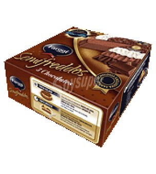 Farggi Tarta semifreddos 3 chocolates 750 ml