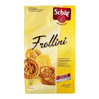 Schär Galleta pastaflora frollini - Sin Gluten 200 g