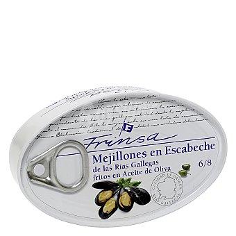 Frinsa Mejillones en escabeche de las rias gallegas 69 g