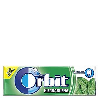 Orbit Chicles de hierbabuena 14 gr