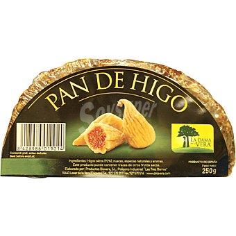 LA DAMA DE LA VERA pan de higo granito  paquete 250 g